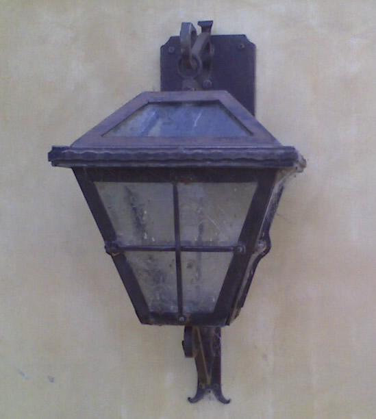 Exterior Lighting Conejo Valley Sconce